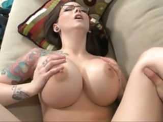 Big titted boss Ashton Pierce big tits brunette milf