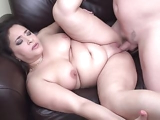 Chubby mom suck and fuck lucky daddy amateur blowjob bbw