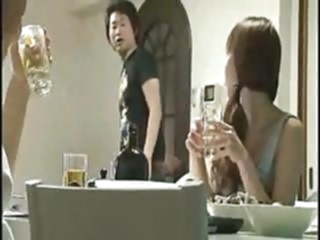 The dad has seen a his friend's daughter's fuck asian japanese old & young