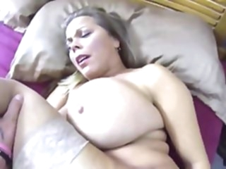 Stepmom & Stepson Affair 61 (Mom I Always Get What I Want) creampie milf old & young
