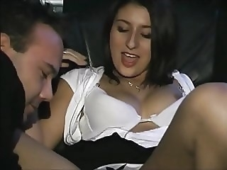 Laurent & Nathalie (french amateurs) amateur anal blowjob