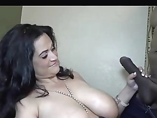 Hot Milf Creampie BBC Lover. Interracial blowjob pornstar top rated