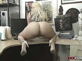 Make that money! - XXX Pawn cumshot hardcore facial