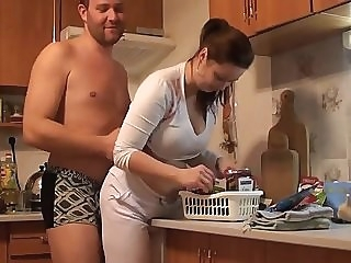 busty czech amateur fucking around the house by eliman amateur big tits czech