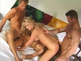 Two plus Two equals fun anal blond big tits