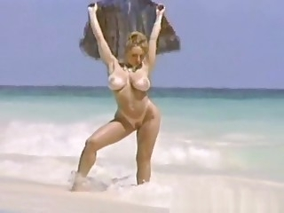 Incredible xxx video Vintage unique tits