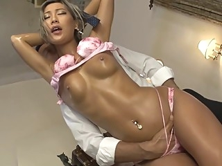 aika premium masturbation asian blowjob
