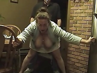 mom pays the rent amateur blowjob mature
