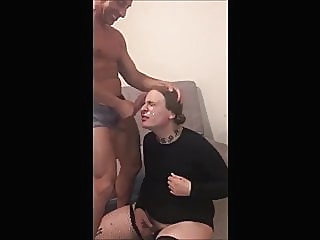 Cuckold Humiliation Vol 6 (intense) bisexual interracial cuckold