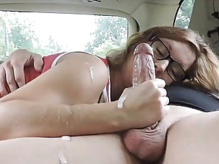 Make em Explode all Over 2 amateur cumshot handjob