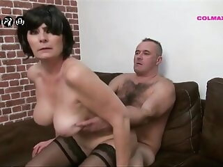 Fifty years married but libertines blowjob cumshot french