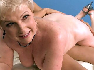You Asked For Her, You Got Her... Jewel - Jewel - 60PlusMilfs big tits blonde casting