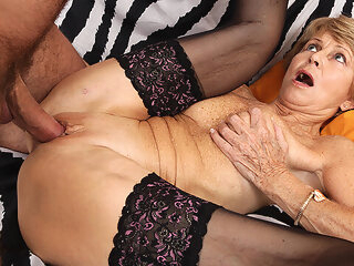 75 years old mom loves toyboy big cock mature step fantasy