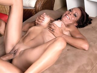 Karyn Martin enjoys her first video fuck - Karyn Martin and Big Pike - 40SomethingMag big tits high heels mature
