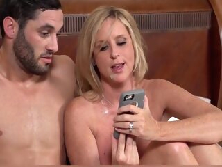 Jodi West - Astonishing Porn Video Milf Try To Watch For Only Here big tits blonde facial