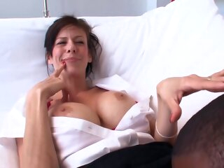 Mother & Daughter Shares Bbc - Alexis Fawx And Monica Sexxxton big cock brunette hd