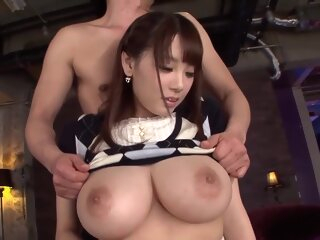 Rara Anzai Uncensored asian big tits hairy