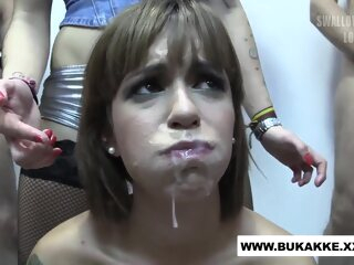 Bukkake.xxx Long Promo Video 12 bukkake cumshot european