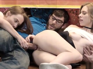 Cinco De Pie, Threesome amateur anal big ass