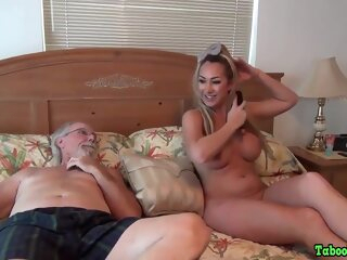 Mom & Son Family Love big tits blonde hd