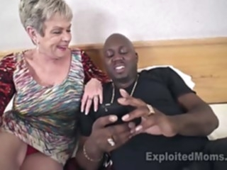 Breasty Granny in Creampie Clip creampie straight hd