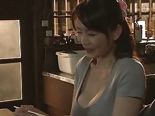 Night Visiting for Stepmother mature japanese milf