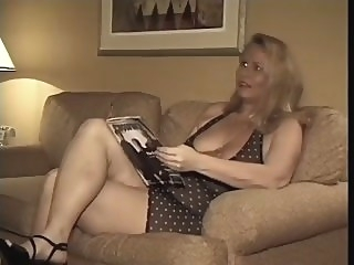 Mature slut Alice dp party double penetration group sex threesome