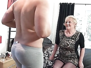 British old slut's cunt requires a new big cock every day mature top rated milf