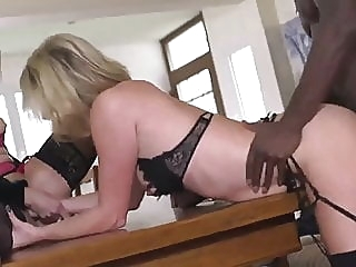 French sluts try BBC blonde mature top rated