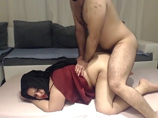 INDIAN DESI BHABHI FUCKED HARD BY HER DEVAR SECRETLY AT HOME ! amateur arab bbw