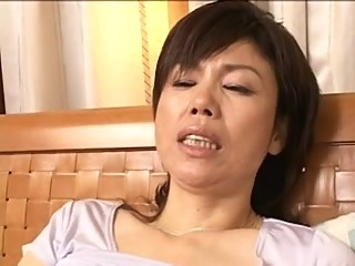 Japanese granny nailed hard in several ways asian big tits hairy