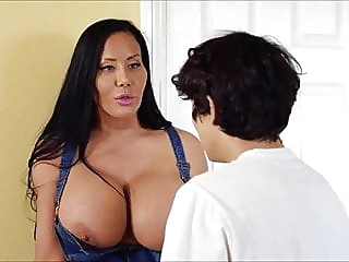 Sybil Stallone Horny Mom mature pornstar hd videos
