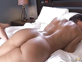 Cheating Mom Fucks With A Son at Hotel anal blowjob handjob