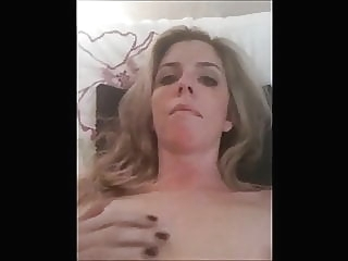 Emma Talks Dirty While Masturbating blonde milf british