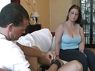my maid catched me jerking mature milf big natural tits