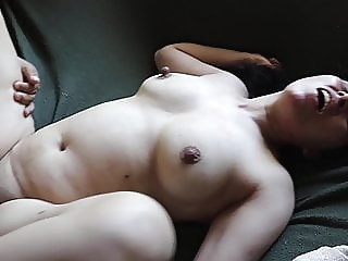 My wife exposed amateur brunette milf