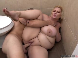Blake And Tiffany - Top Heavy bbw big cock big tits