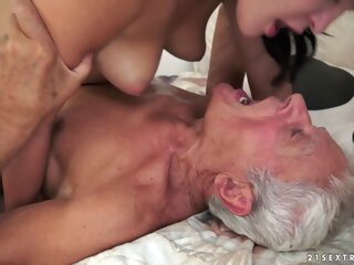 Dolly Diore in Of Picnics and Old Cocks Video brunette cunnilingus facial